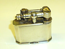 "SARASTRO ""DIKSI"" ART DECO alpacca silver lighter (Adolf KINZINGER) -1929 - Germany"