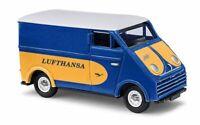"""Busch 1:87 40934 DKW 3=6 Fourgonette """" Lufthansa """" - Neuf"""
