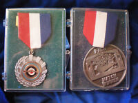 NICE Rifle Shooting Medals