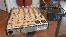 Behringer Mischpult Eurorack MX 602 A, Top !