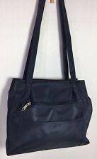 New Gold Coast navy blue microfiber shoulder bag Handbag Holiday gift for her