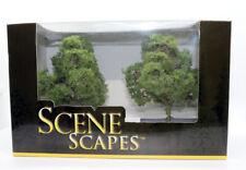 "Bachmann #32208 Set of 2 ELM TREES HO 1:87 scale  5.5"" tall"