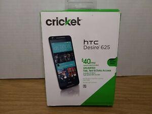 HTC Desire 625 (Cricket) 8GB Android Smartphone Gray/White Cricket!! New
