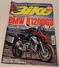 BIKE June 2013: BMW R1200GS, Suzuki RGV500, Ducati Panigale R, Zero S ZF11.4