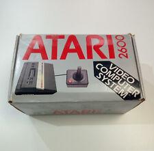 ATARI 2600 JR (Junior)  Vintage Retro Video Game System Console PAL