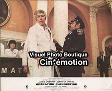 Photo Cinéma 22.5x27.5cm (1972) JAMES COBURN - Opération Clandestine - Blake Edw