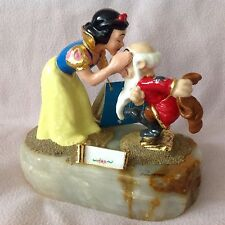 Disney Ron Lee 1994 Snow White KISS FOR GRUMPY LE#1900/2750 Collection Figurine