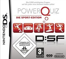 Power Quiz - Die DSF Sport Edition für Nintendo Ds Neu/Ovp/Deutsch