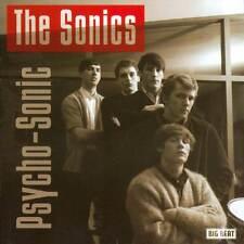 The Sonics - Psycho-sonic (CDWIKD 115)