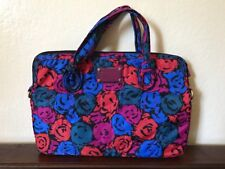 Marc by Marc Jacobs Flower Workwear Computer Laptop Messenger Bag