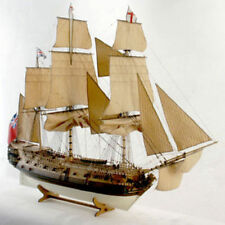 Euromodel Falmouth Finely detailed wooden model ship kit