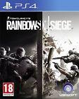 Tom Clancy's Rainbow Six: Siege (Sony PlayStation 4, 2015)