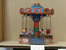 Lemax Village Collection The Giant Swing Ride 44765 As-Is 5026