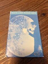 White Lion - Radar Love (Golden Earring) Cassette single MC Tape