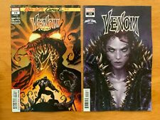 VENOM 19 Hotz  Main Cover +  Jee-Hyung Lee Mary Jane Var  2019 vf/nm