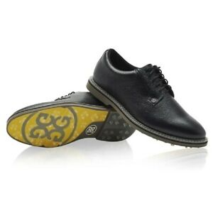 NEW G/Fore Mens Gallivanter Golf Shoes Onyx Black - Choose Your Size!