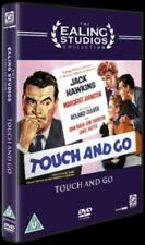 Touch and Go (Jack Hawkins, Margaret Johnston) & New Region 2 DVD