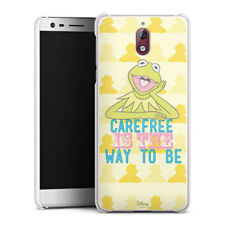 Nokia 3 1 Handyhülle Case Hülle - Muppets Carefree is the way to be