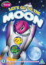 Barney: Let's Go to the Moon (UK IMPORT) DVD [REGION 2] NEW