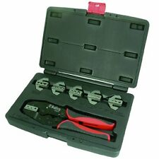 Astro Pneumatic 9477 7 Piece Professional Quick Change Ratcheting Crimping Tool