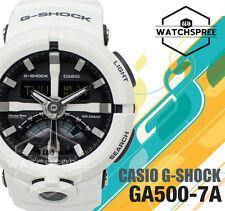 Casio G-Shock New Digital Analog Round Face Watch GA500-7A