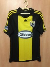 COLUMBUS CREW USA 2008/2009 AWAY FOOTBALL SHIRT JERSEY ADIDAS