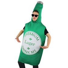 OKTOBERFEST MENS BEER FESTIVAL FANCY DRESS COSTUME LAGER DRINK GERMAN BAVARIAN