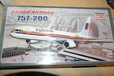 MINICRAFT 1:144 BOEING 757-200 UNITED AIRLINES    14492