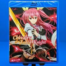 Chivalry of a Failed Knight Complete Series Collection Anime Blu-ray