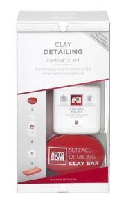Autoglym Surface Detailing Clay Kit