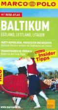 MARCO POLO Reiseführer Baltikum, Estland, Lettland,... | Buch | Zustand sehr gut