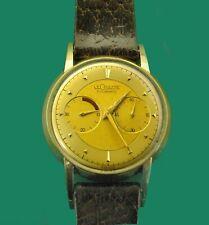 Vintage 40s  Le Coultre Vacheron FUTUREMATIC Power Reserve Automatic Watch