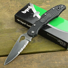 Spyderco Byrd Cara Cara 2 Folding Knife 8Cr13MoV BY03PSBK2