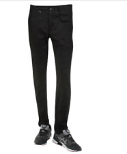 Publish Magna Stretch Twill With Ridge Quiliting Pants (black) US Men Size 32-38