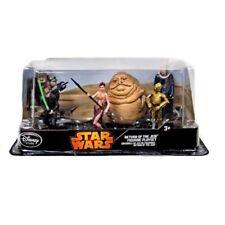Star Wars RETURN of the JEDI Figure Play Set Disney Store Exclusive 7 figures