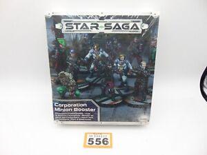 Mantic Games Star Saga Corporation Minion Booster 556-177