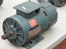 #29 Reliance  Duty Master AC Motor w/ Brake 1HP 1725RPM 208-230/460V BK143T Fr