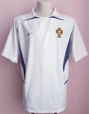 Portugal 2002 - 2004 Away football Nike shirt XL