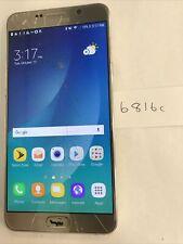Samsung Galaxy Note 5 - SM-N920P - 64 GB - Gold Platinum (Sprint) (6816c)