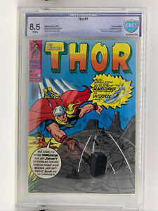 Thor 4 - Journey Into Mystery 86 - CBCS 8.5 - Unpressed