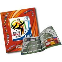 Panini WM 2010 50 Sticker aus fast allen 000 - 638 aussuchen World Cup WC 10