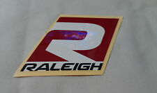 "RALEIGH BIKE, STICKER, 2-1/2"" X  2-7/8"""