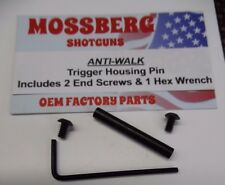 MOSSBERG 500A Factory New 12ga [PARKERIZED] ANTI-WALK TRIGGER PIN wFREE Shipping