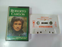 Roberto Carlos Exitos Spanish Cinta Tape Cassette CBS 1981