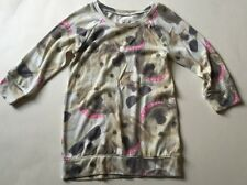 EUC Justice Super Soft Doggy 3/4 Sleeve  Sweater 8