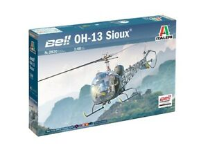Italeri 2820 - 1:48 Bell OH-13 Sioux - Nuovo
