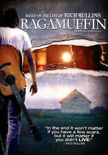 RAGAMUFFIN DVD, 2014 BASED ON THE LIFE OF RICH MULLINS BRAND NEW FREE SHIPPING