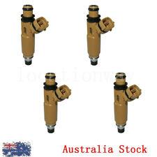 4* Fuel injectors 23250-74170 For Toyota Camry Rav4 Carina SXA11 3S-FE 2.0L 4CYL