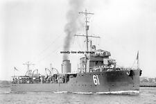 rp15130 - Australian Navy Warship - HMAS Swan - photo 6x4