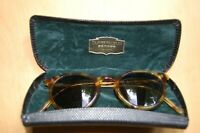 "Lunettes de Soleil Vintage OLIVER PEOPLES ""O'Malley"" Los Angeles, Unisexe Luxe"